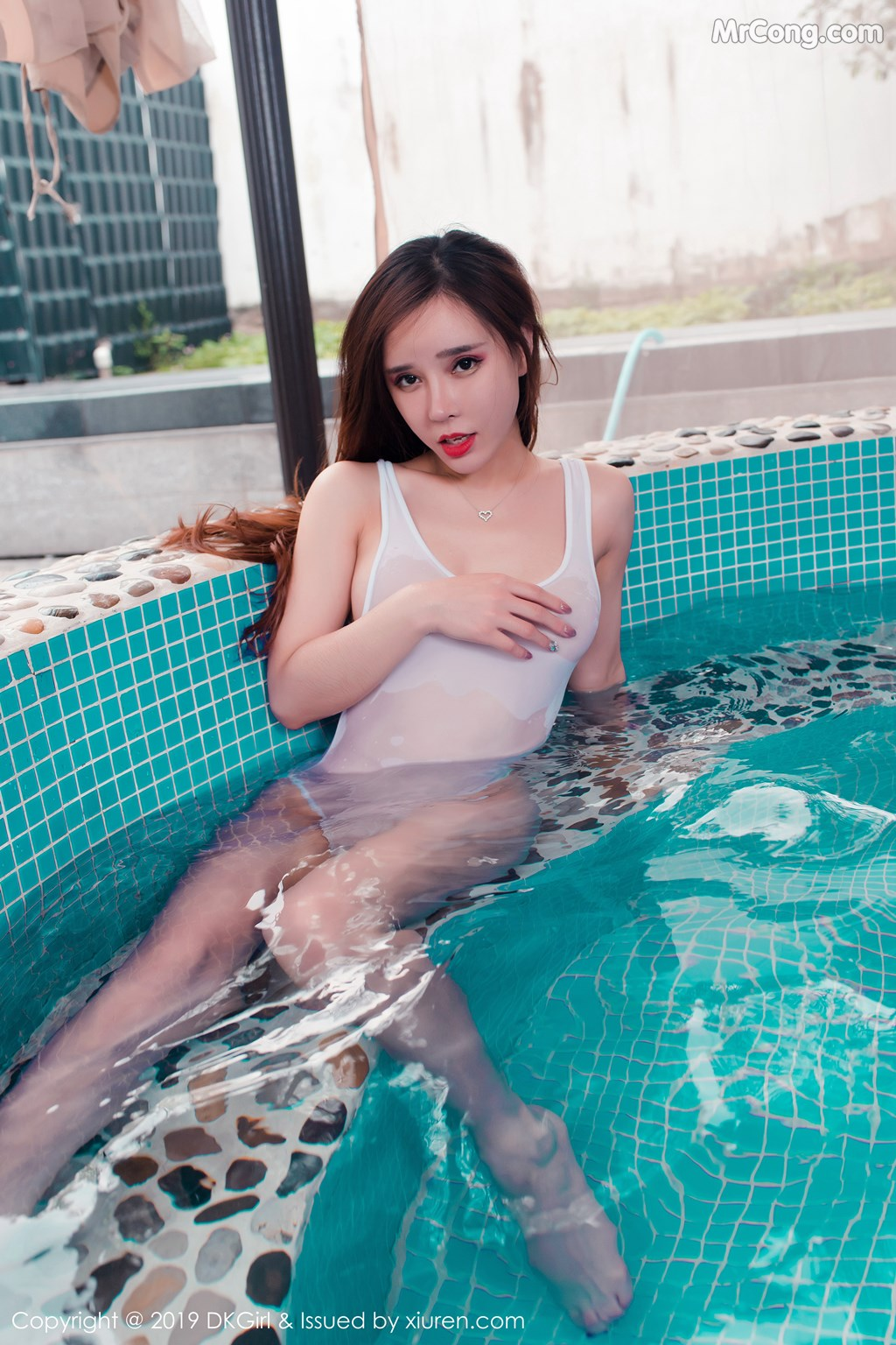 Image DKGirl-Vol.115-Ai-Xiao-Qing-MrCong.com-004 in post DKGirl Vol.115: Ai Xiao Qing (艾小青) (49 ảnh)