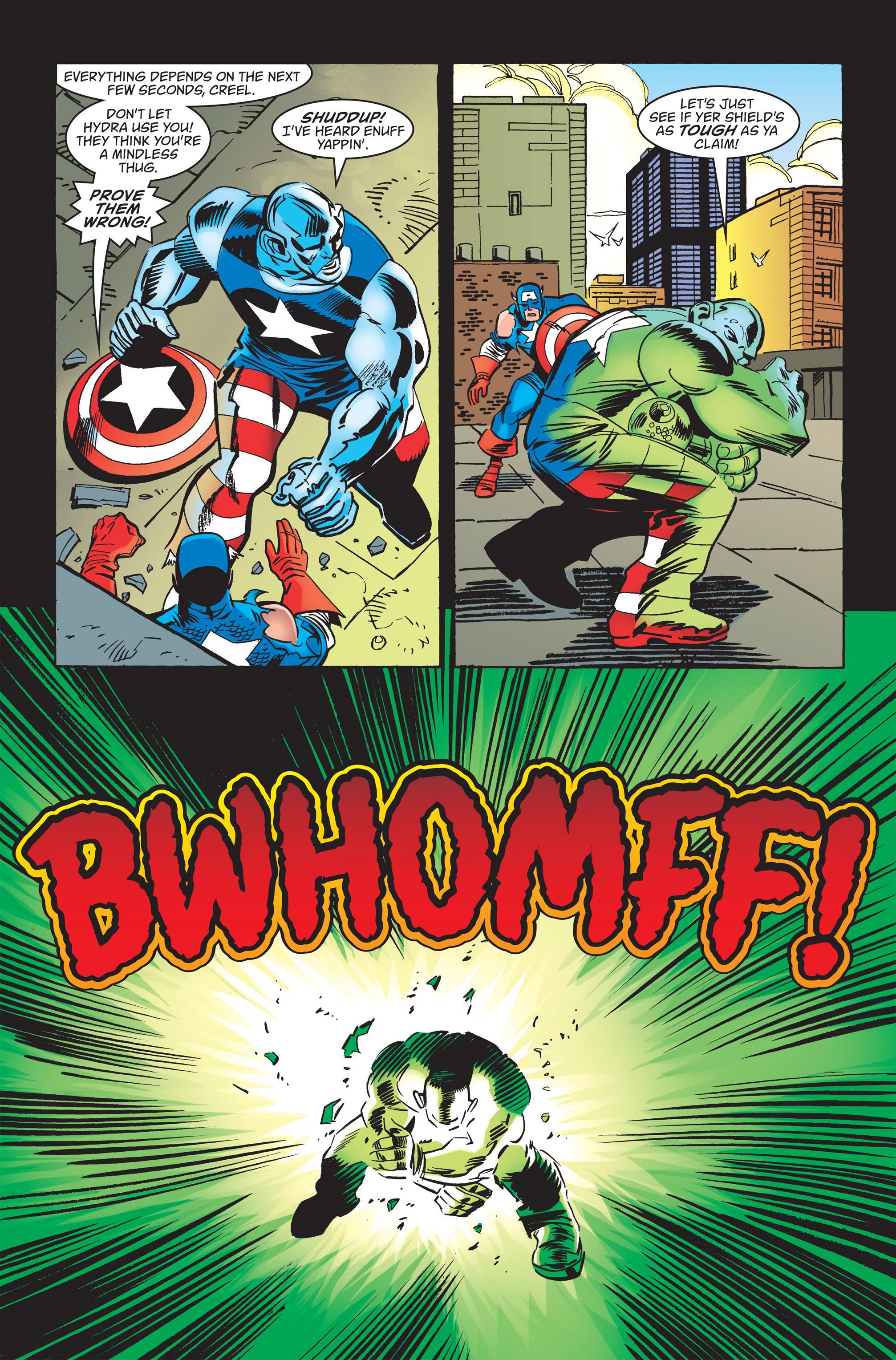 Captain America (1998) Issue #24 #30 - English 22