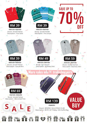 Branded Apparels Bags Clearance Sale 2016.