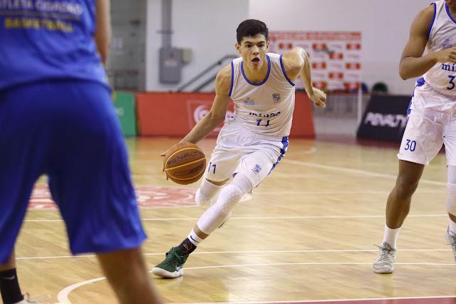 Gui Santos vem se destacando na competição [Divulgação/LNB]