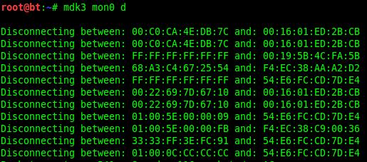 الشامل : هكذا تخترق شبكة Wifi (واي فاي )  حين يفشل كل شيئ