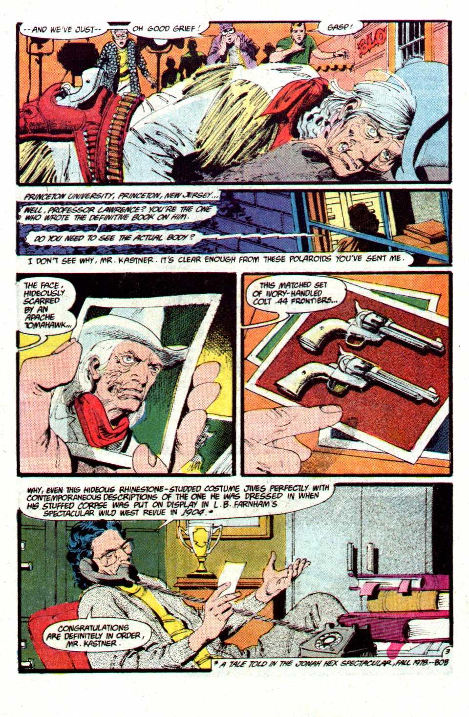 Read online Secret Origins (1986) comic -  Issue #21 - 4