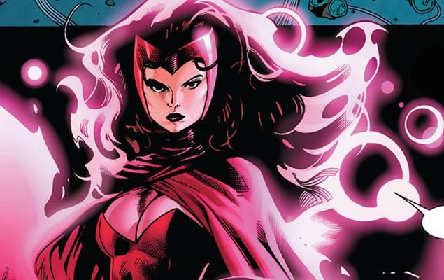 Daftar Kekuatan Scarlet Witch marvel comics
