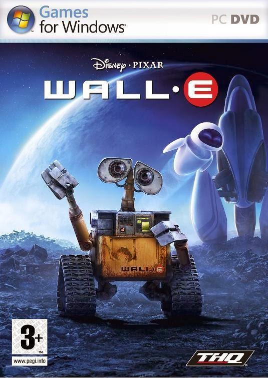 ফটোশপ CS6 ফুলভার্সন সঙ্গে থাকছে নির্ভেজাল IDM ও হাই-কমপ্রেস Wall-E 2008 পিসি গেম ১০০ এমবিতে জলদি ডাউনলোড করুন।
