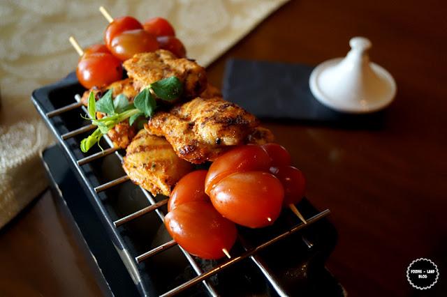 Spanish Chicken Pincho@Valentines Day Special @ Vivanta by Taj - Yeshwantpur | Bangalore