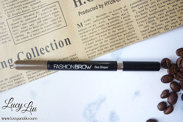 Maybelline Fashion Brow Duo Sharper Review