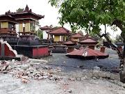 Data Korban Gempa di Kabupaten Lombok Utara