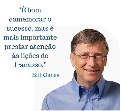 As Melhores Frases De Bill Gates Sobre Empresas Negócios E