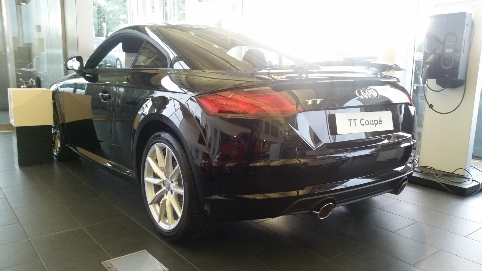 Audi R8 S Younger Brother Audi Tt Turgut Alkim Tutumlu
