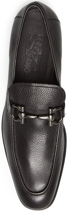 Salvatore Ferragamo 'Rigel' Bit Loafer