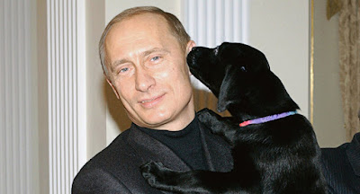 vladimir putin young pictures