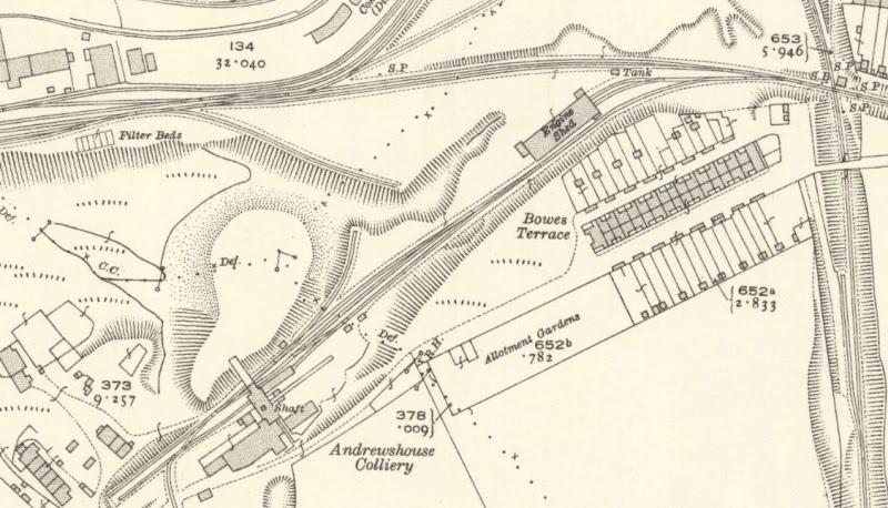 Nls Os Maps Tanfield Railway Blog: NLS on line OS Maps Nls Os Maps