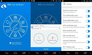 Softwareanddriver.com - AVL Antivirus For Android 2018 Review and Download