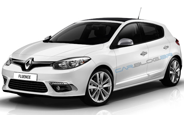 Renault Fluence Hatch