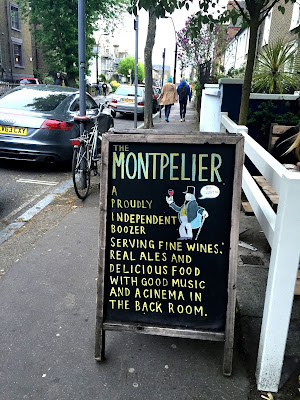 The Montpelier Pub