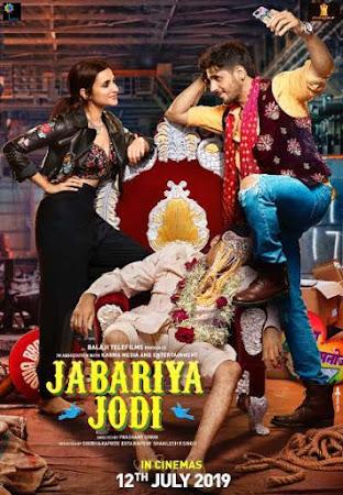 Jabariya Jodi (2019) Movie Poster