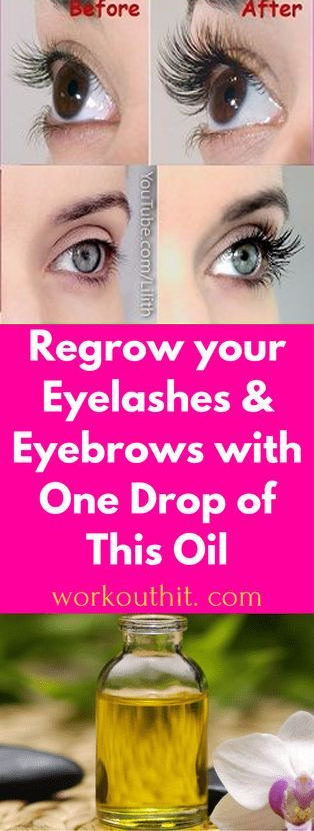 How To Make Your Eyelashes Grow Faster Naturally