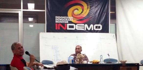 Aktivis 77/78: Rezim Jokowi Lebih Otoriter Dari Soeharto!