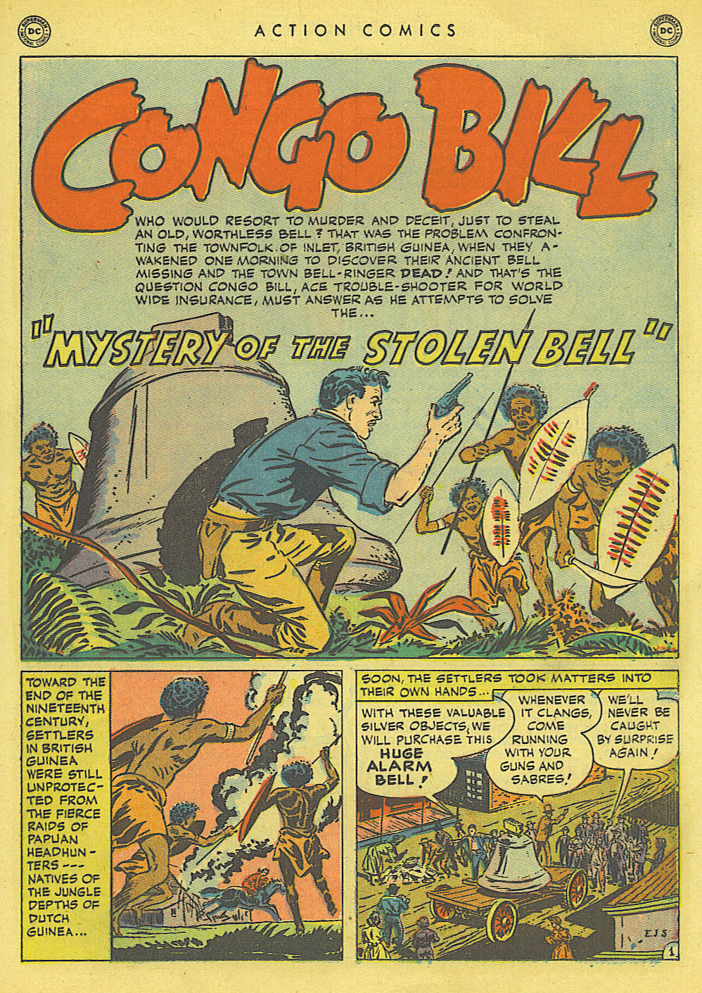 Read online Action Comics (1938) comic -  Issue #145 - 22