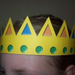 Crown pattern preshool