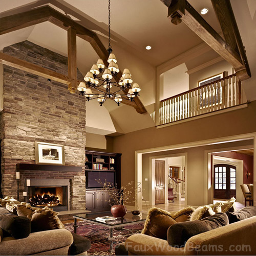 Great Room: Fun Finds & Interior Design: Ceilings......The Fifth Wall