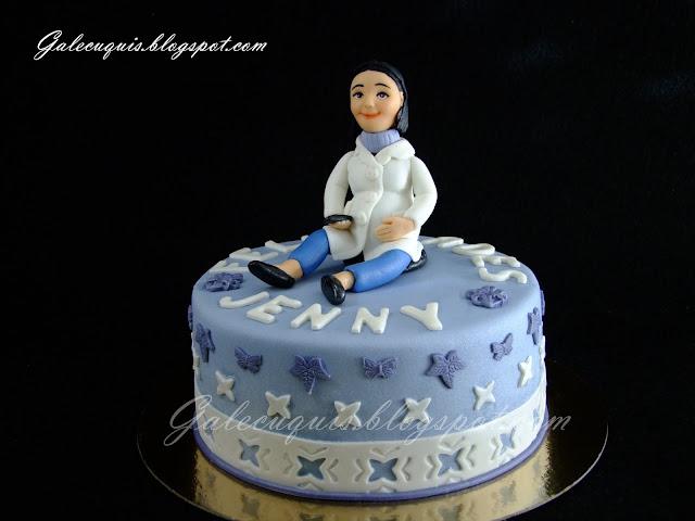 tarta de cumpleaños embarazo