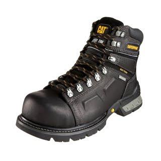 fc2ed9d244c Caterpillar Men's Endure 6 inch Superduty Waterproof Steel Toe Boot ...