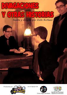 DIVAGACIONES Y OTRAS HISTORIAS
