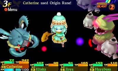 Etrian Mystery Dungeon - 3DS Review | Chalgyr's Game Room