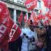 Huelga indefinida en Raspeig, la contrata de limpieza de la Junta
