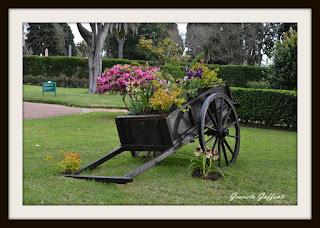 Cementerio Británico. Montevideo. Uruguay