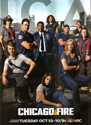 Chicago Fire (TV Series) S05 2017 DVD R4 NTSC Sub