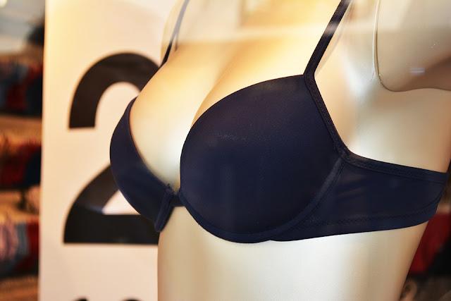implantes mamarios sujetador