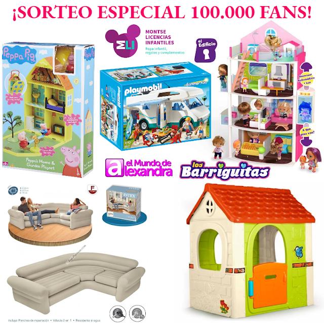 SORTEO ESPECIAL 100.000 FANS