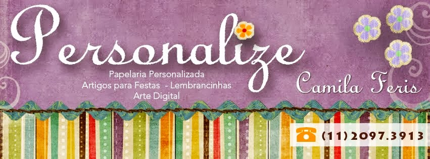 Personalize by Camila Feris