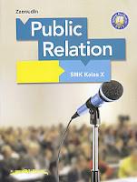 AJIBAYUSTORE  Judul Buku : Public Relation SMK Kelas X