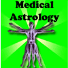 Medical astrology - diagnose health diseases from Signs, houses and planets in Astrology horoscope
