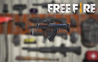 senjata terbaik free fire groza