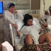Video of Blac Chyna, Kris Jenner doing the mannequin challenge in the labour room