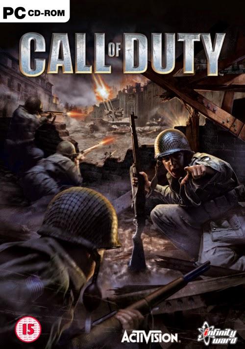 Call Of Duty 1 - 2003 (Full + Full RIP)