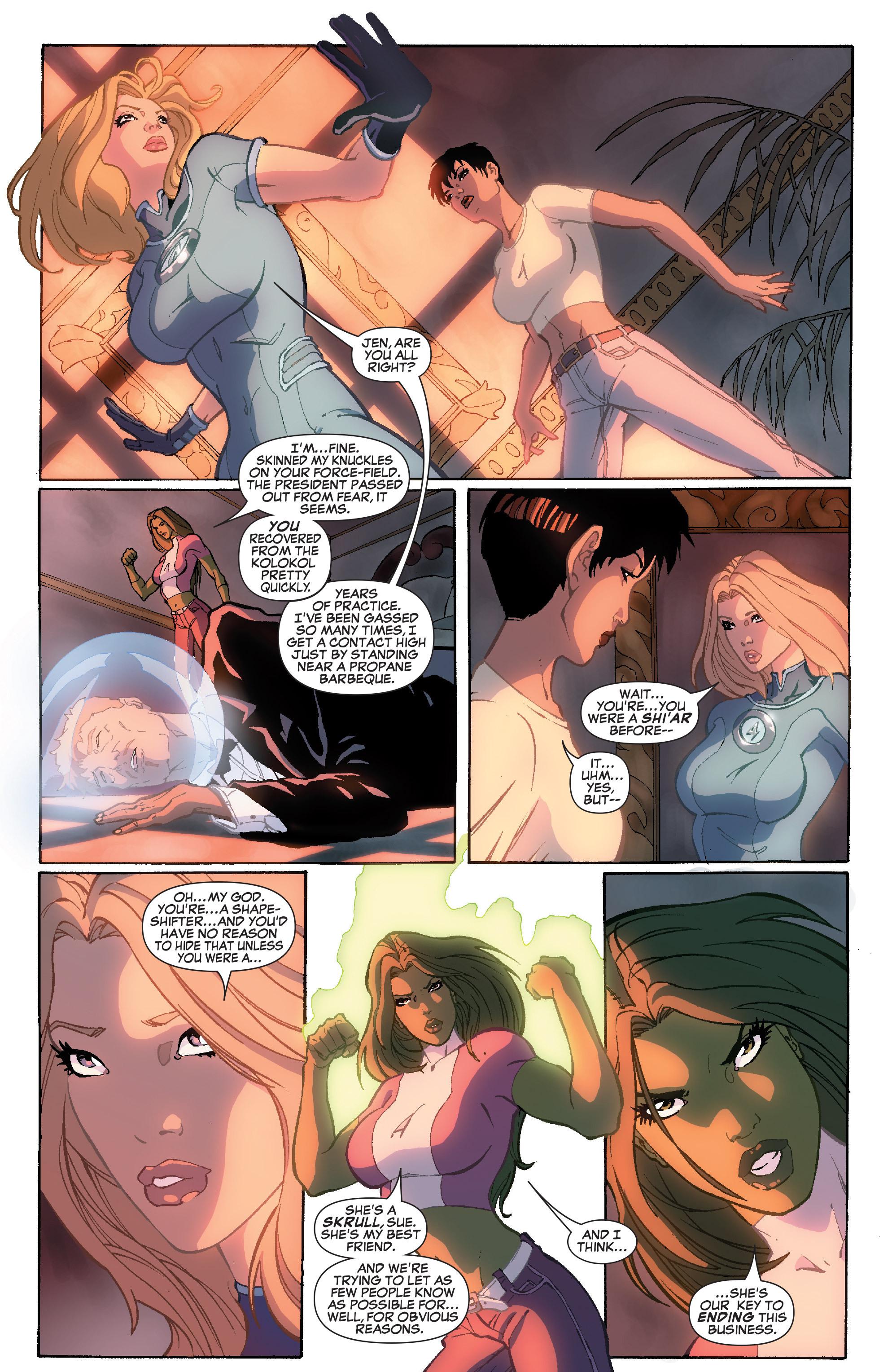 Read online She-Hulk (2005) comic -  Issue #36 - 17