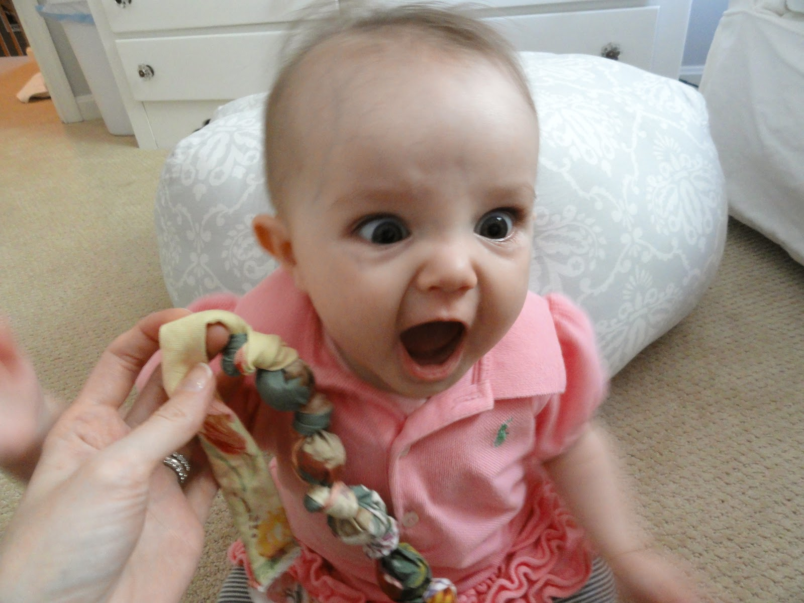 Really Excited Baby | www.pixshark.com - Images Galleries ...