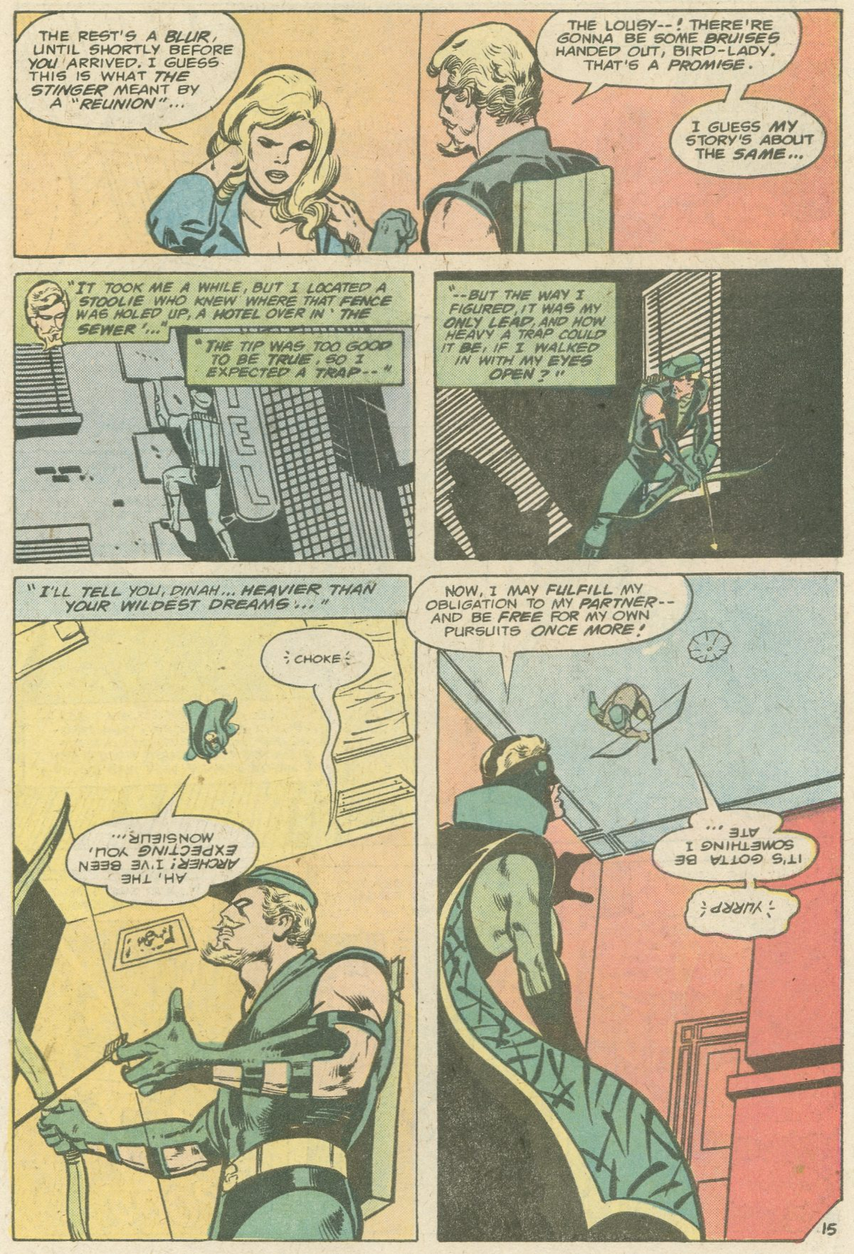 Read online World's Finest Comics comic -  Issue #252 - 48