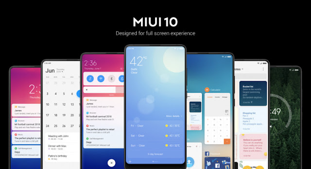 Link Download & Review Miui 10 Untuk Redmi 4x by Xiaomi.eu