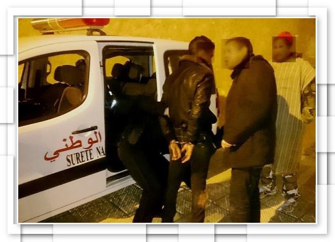 سائح يتعرض لسرقة 1300 يورو بمراكش و الأمن يعتقل الفاعل !