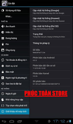 Huawei mediapad 7 lite treo flash done alt