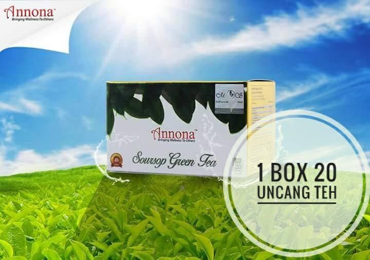 Image result for ANNONA GREEN TEA