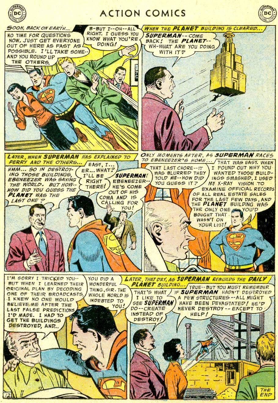 Action Comics (1938) 214 Page 13