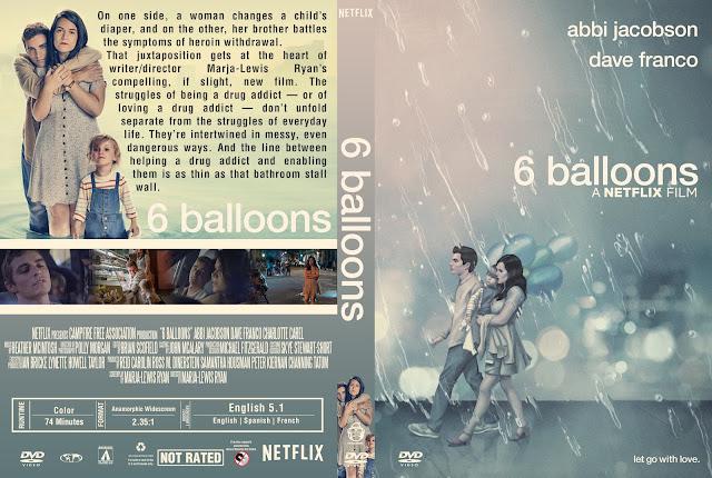 6 Balloons DVD Cover
