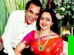 Pasangan Dharmendra-Hema Malini